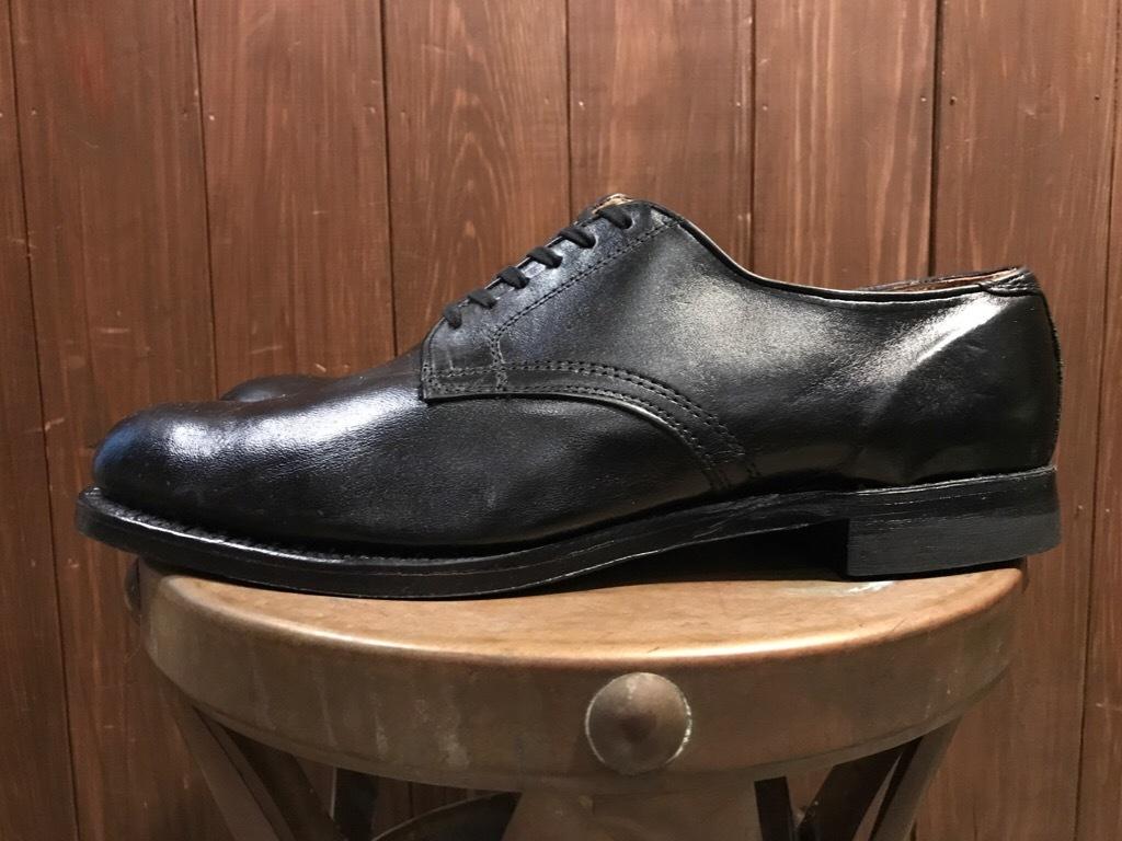 神戸店1/17(水)Vintage入荷! #2 Circa1950\'s NOS US.Navy Service Shoes!!!_c0078587_15273900.jpg