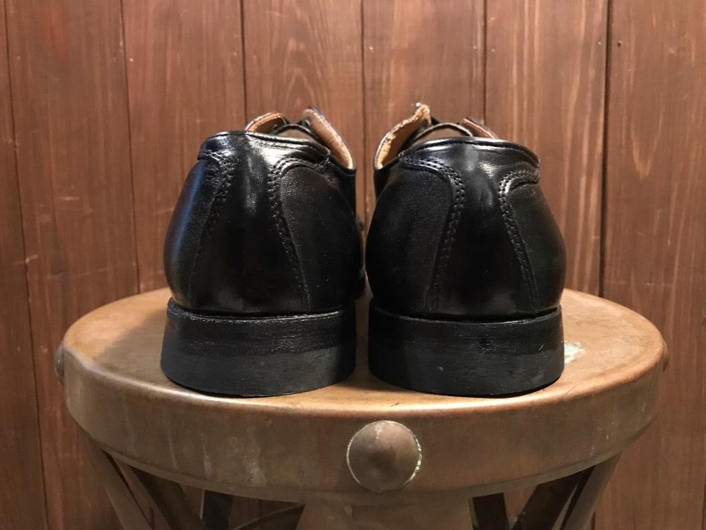 神戸店1/17(水)Vintage入荷! #2 Circa1950\'s NOS US.Navy Service Shoes!!!_c0078587_15273965.jpg