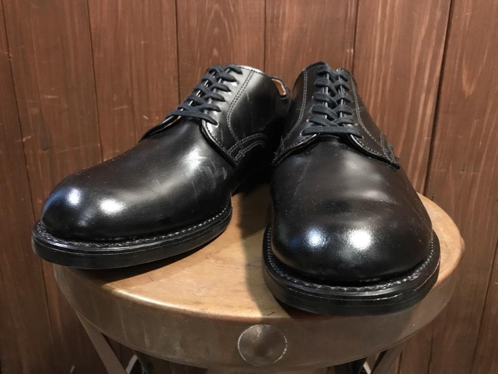 神戸店1/17(水)Vintage入荷! #2 Circa1950\'s NOS US.Navy Service Shoes!!!_c0078587_15282410.jpg