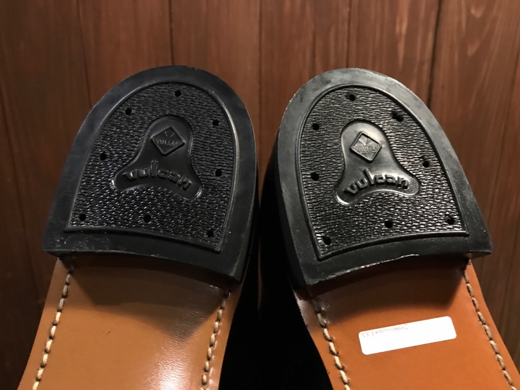 神戸店1/17(水)Vintage入荷! #2 Circa1950\'s NOS US.Navy Service Shoes!!!_c0078587_15282488.jpg