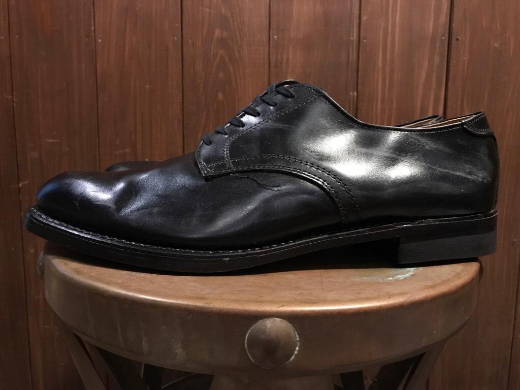 神戸店1/17(水)Vintage入荷! #2 Circa1950\'s NOS US.Navy Service Shoes!!!_c0078587_15292143.jpg