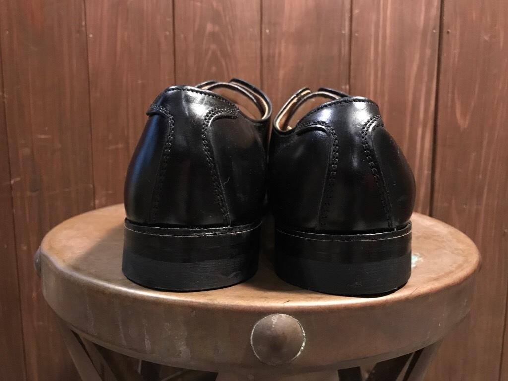 神戸店1/17(水)Vintage入荷! #2 Circa1950\'s NOS US.Navy Service Shoes!!!_c0078587_15295198.jpg