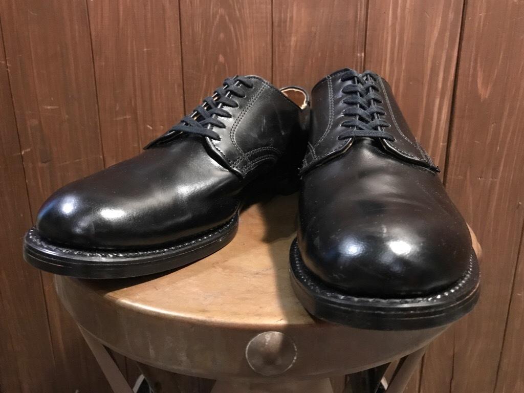 神戸店1/17(水)Vintage入荷! #2 Circa1950\'s NOS US.Navy Service Shoes!!!_c0078587_15295299.jpg