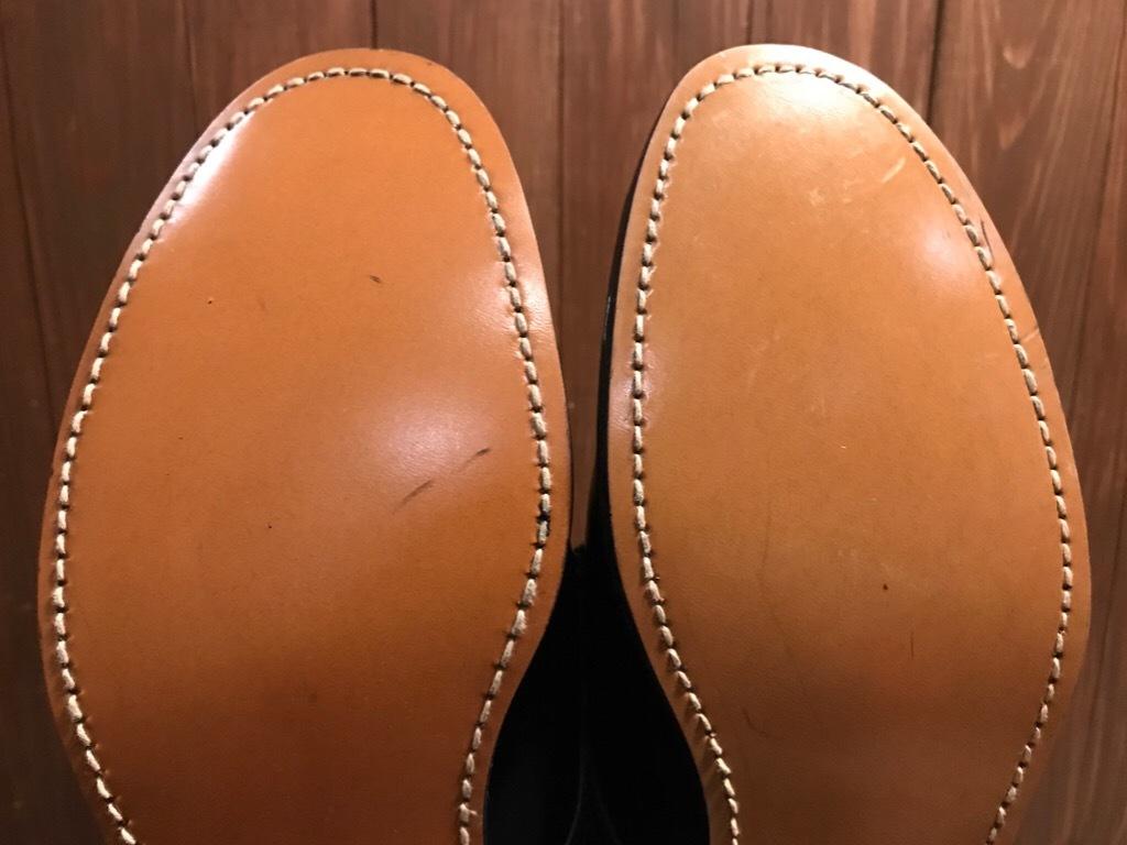 神戸店1/17(水)Vintage入荷! #2 Circa1950\'s NOS US.Navy Service Shoes!!!_c0078587_15295314.jpg