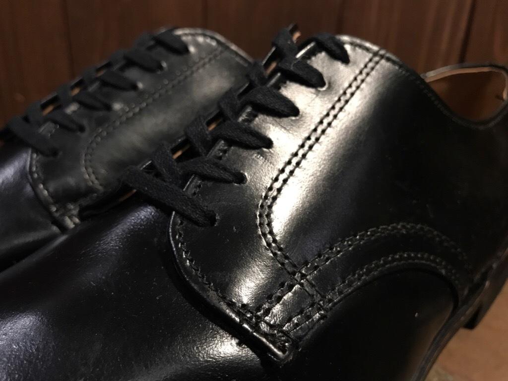 神戸店1/17(水)Vintage入荷! #2 Circa1950\'s NOS US.Navy Service Shoes!!!_c0078587_15295326.jpg