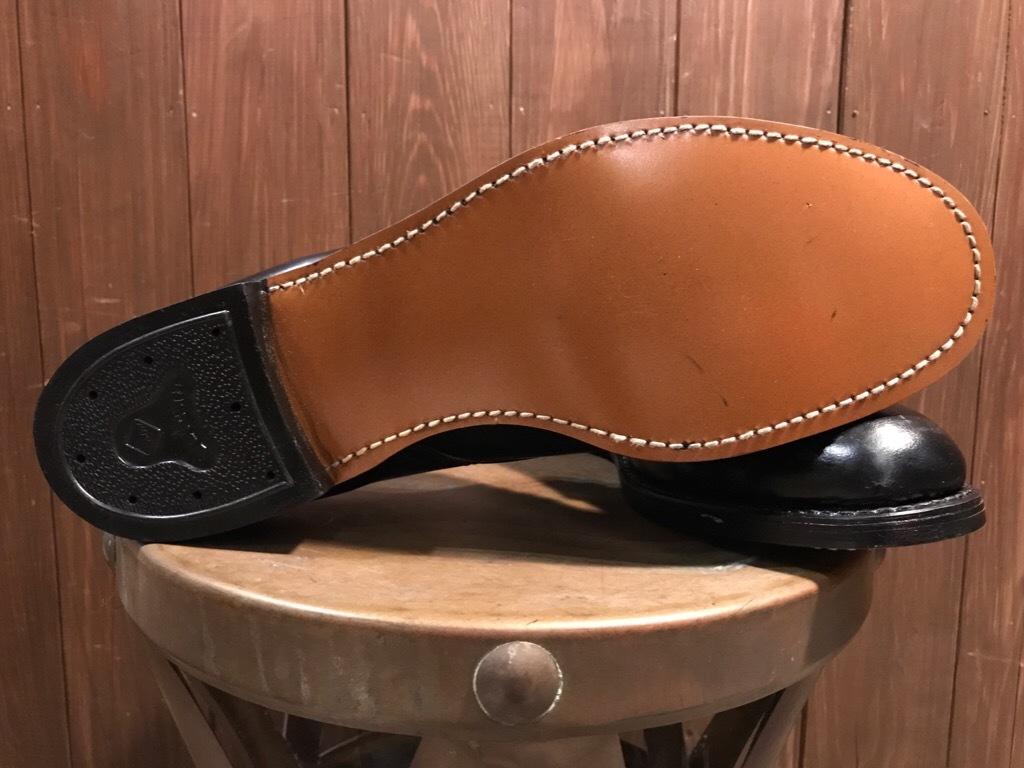 神戸店1/17(水)Vintage入荷! #2 Circa1950\'s NOS US.Navy Service Shoes!!!_c0078587_15295328.jpg