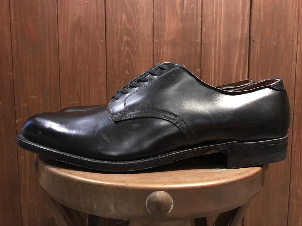 神戸店1/17(水)Vintage入荷! #2 Circa1950\'s NOS US.Navy Service Shoes!!!_c0078587_15312236.jpg