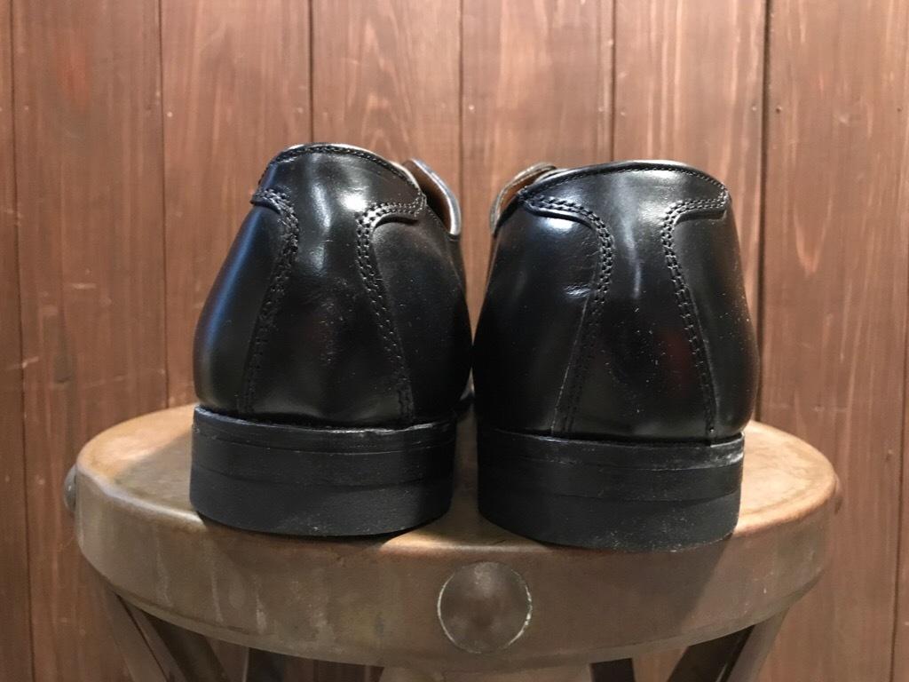 神戸店1/17(水)Vintage入荷! #2 Circa1950\'s NOS US.Navy Service Shoes!!!_c0078587_15312239.jpg