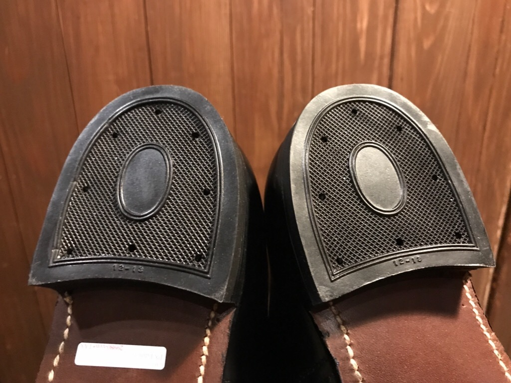 神戸店1/17(水)Vintage入荷! #2 Circa1950\'s NOS US.Navy Service Shoes!!!_c0078587_15312324.jpg