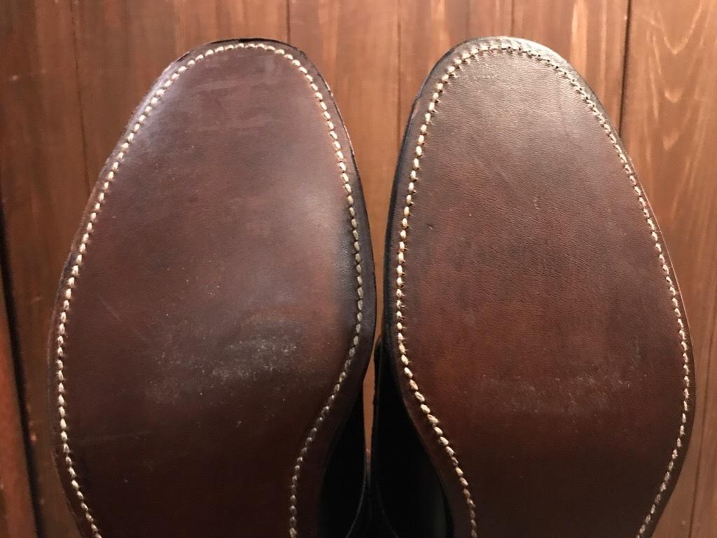 神戸店1/17(水)Vintage入荷! #2 Circa1950\'s NOS US.Navy Service Shoes!!!_c0078587_15312334.jpg