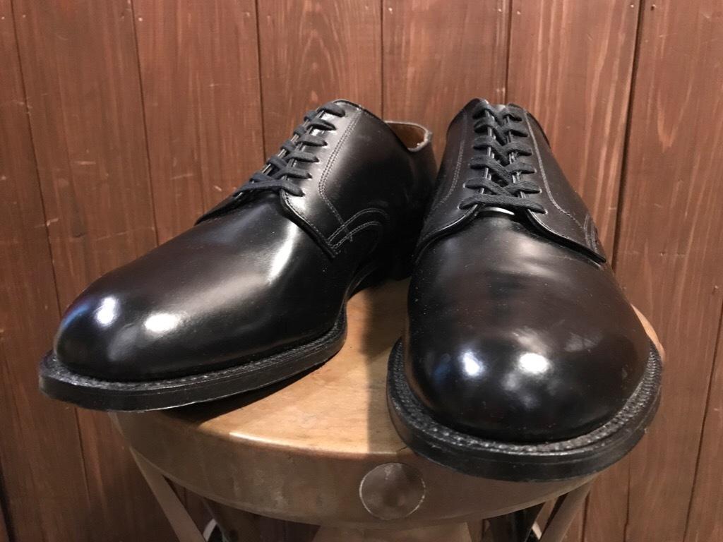 神戸店1/17(水)Vintage入荷! #2 Circa1950\'s NOS US.Navy Service Shoes!!!_c0078587_15312363.jpg