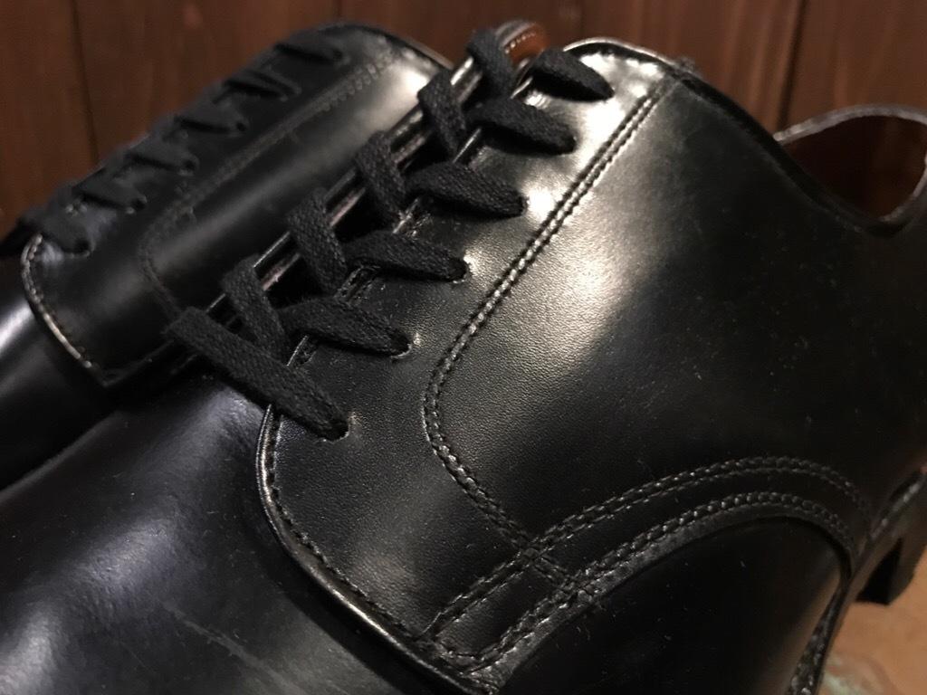 神戸店1/17(水)Vintage入荷! #2 Circa1950\'s NOS US.Navy Service Shoes!!!_c0078587_15312405.jpg