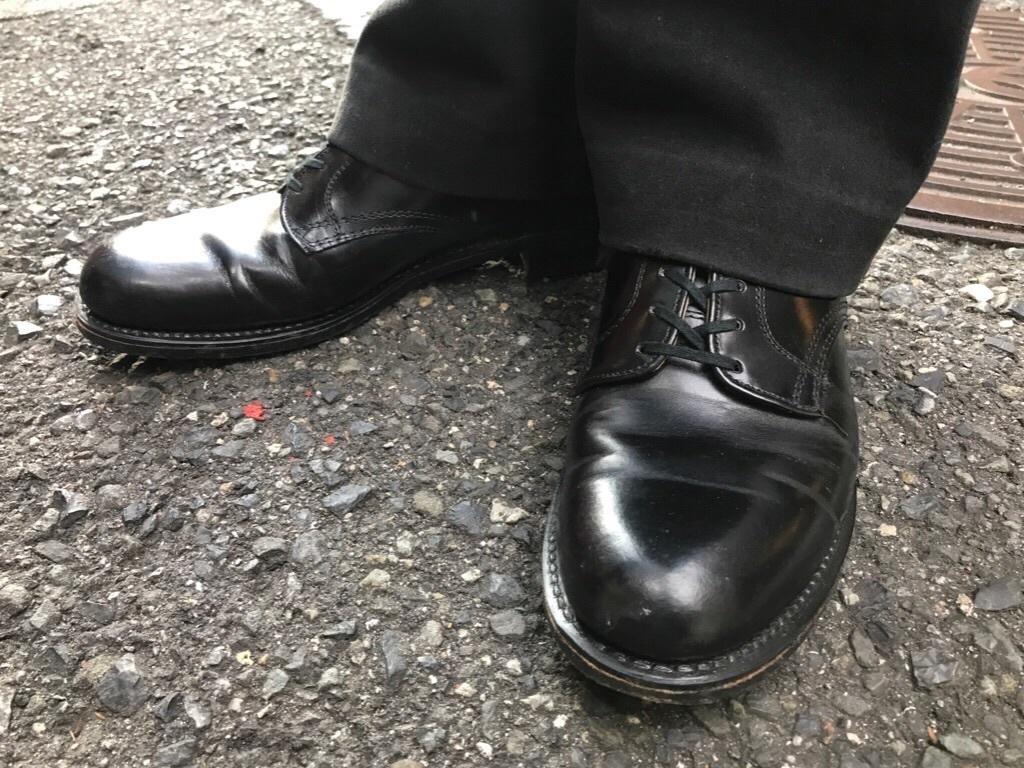 神戸店1/17(水)Vintage入荷! #2 Circa1950\'s NOS US.Navy Service Shoes!!!_c0078587_17583315.jpg