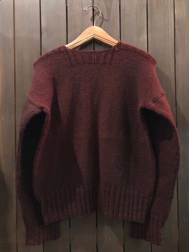 神戸店1/17(水)Vintage入荷! #3 Letterman Sweater!Vintage Sweat!!!_c0078587_18451469.jpg
