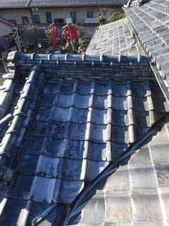 和光市の下新倉で、雨漏り修理工事_c0223192_22383913.jpg