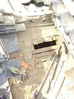 和光市の下新倉で、雨漏り修理工事_c0223192_22392370.jpg