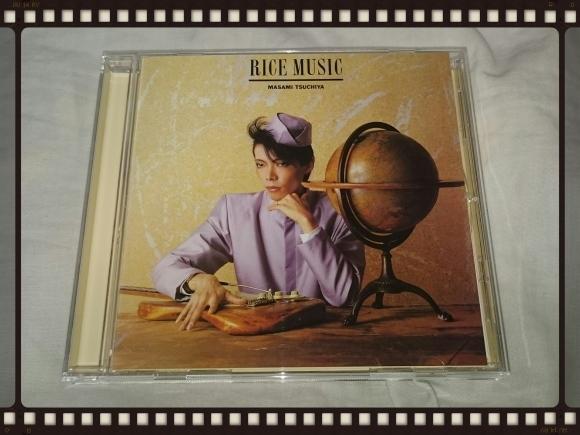 土屋正巳 / RICE MUSIC + 6 from Masami Tsuchya SOLO VOX EPIC YEARS_b0042308_00261456.jpg