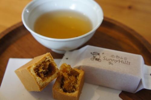 【台湾のお土産 パイナップルケーキ】_f0215714_16013216.jpg