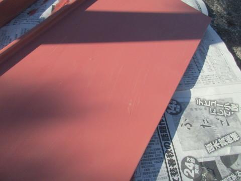 ターナーミルクペイントで本棚を塗替え_d0057215_20383821.jpg