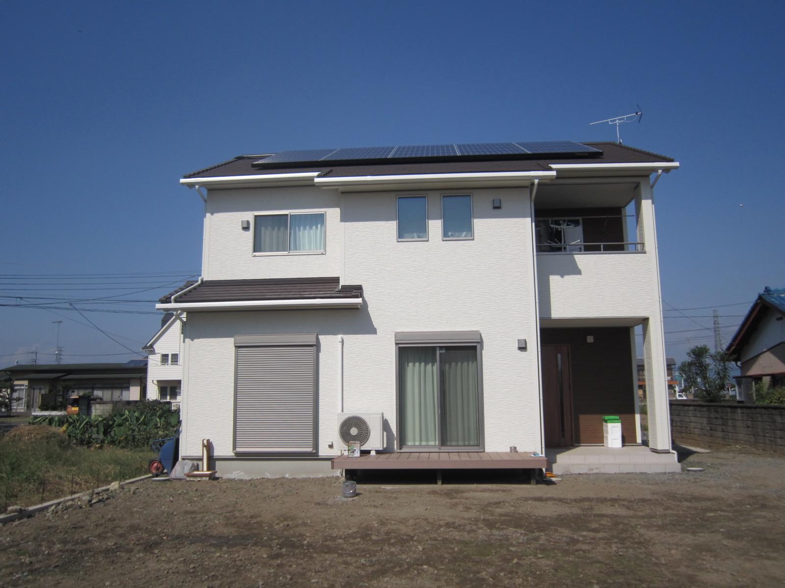 群馬県太田市で外構・エクステリア工事はじまります!_e0361918_15010217.jpg