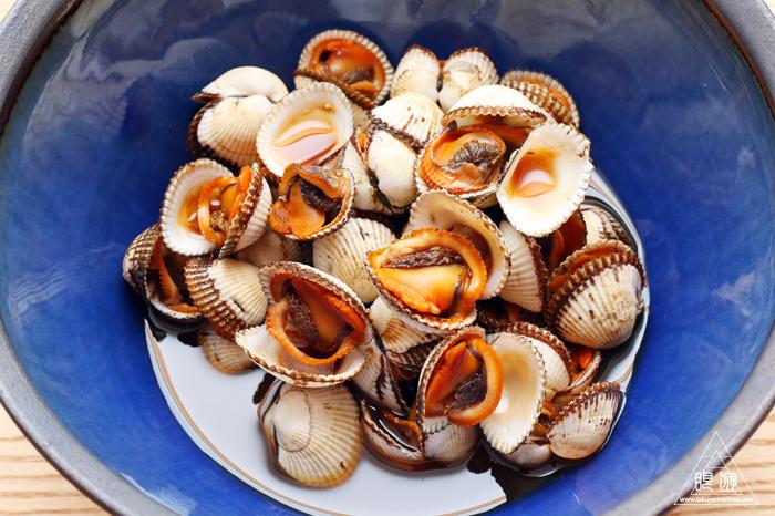 669 中海産 ~赤貝をいただく~_c0211532_23032328.jpg