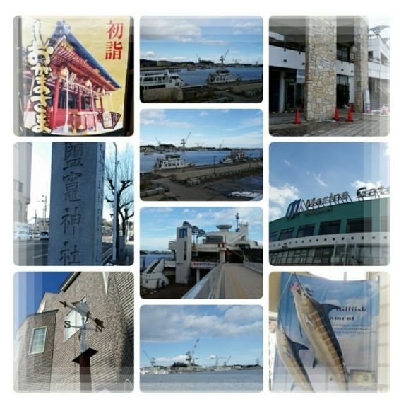 2018年初鉄旅・松島湾クルーズ♪_d0219834_21300186.jpg
