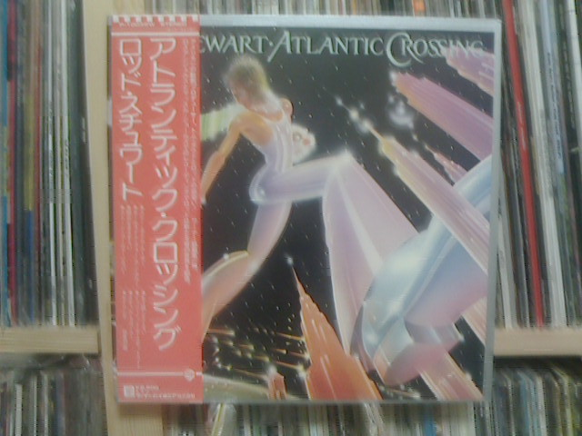 Atlantic Crossing / Rod Stewart_c0104445_237522.jpg