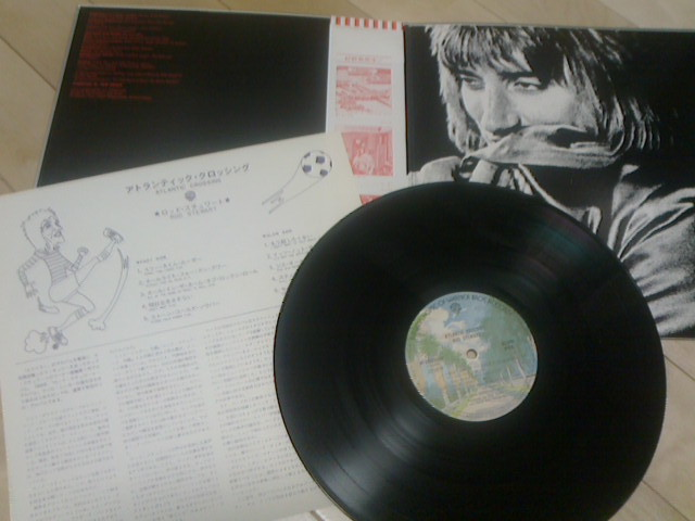 Atlantic Crossing / Rod Stewart_c0104445_2382092.jpg