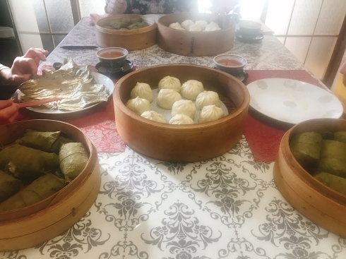 饅頭レッスン、香港風洋食_a0175348_10185420.jpg