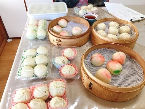 饅頭レッスン、香港風洋食_a0175348_10202375.jpg