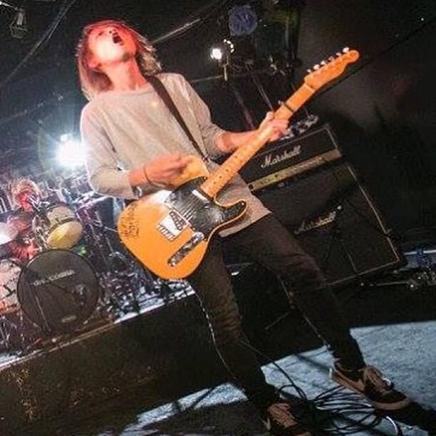 2018/1/16「ギタースクールの講師紹介」_e0242155_22284955.jpg