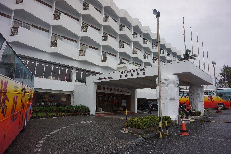 花蓮のホテルと町並み_c0112559_08061830.jpg