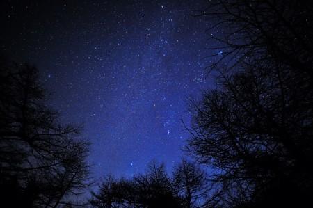冬の澄んだ星空_e0120896_07075503.jpg