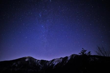 冬の澄んだ星空_e0120896_07081534.jpg