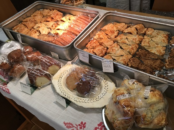 安曇野と、明日はハシバミさんの焼き菓子day♪_b0100229_12213181.jpg