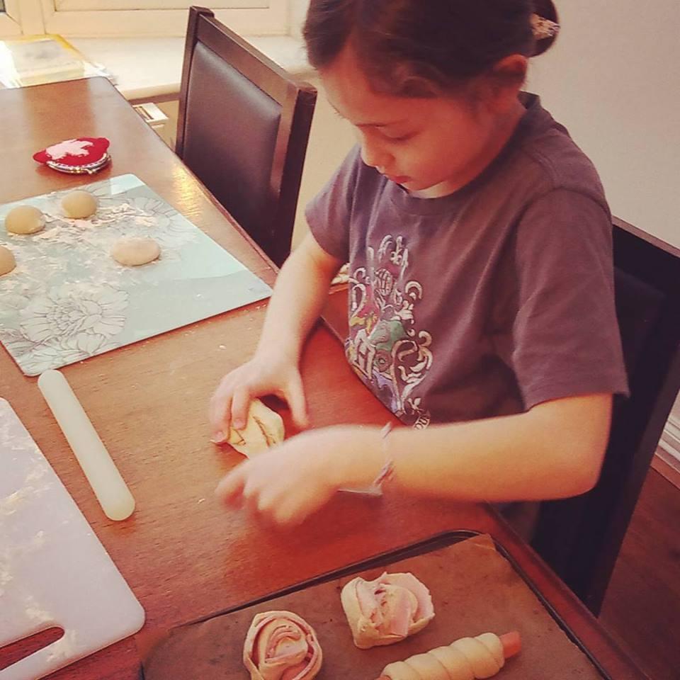 久々のパン作り☆_b0167736_06144175.jpg