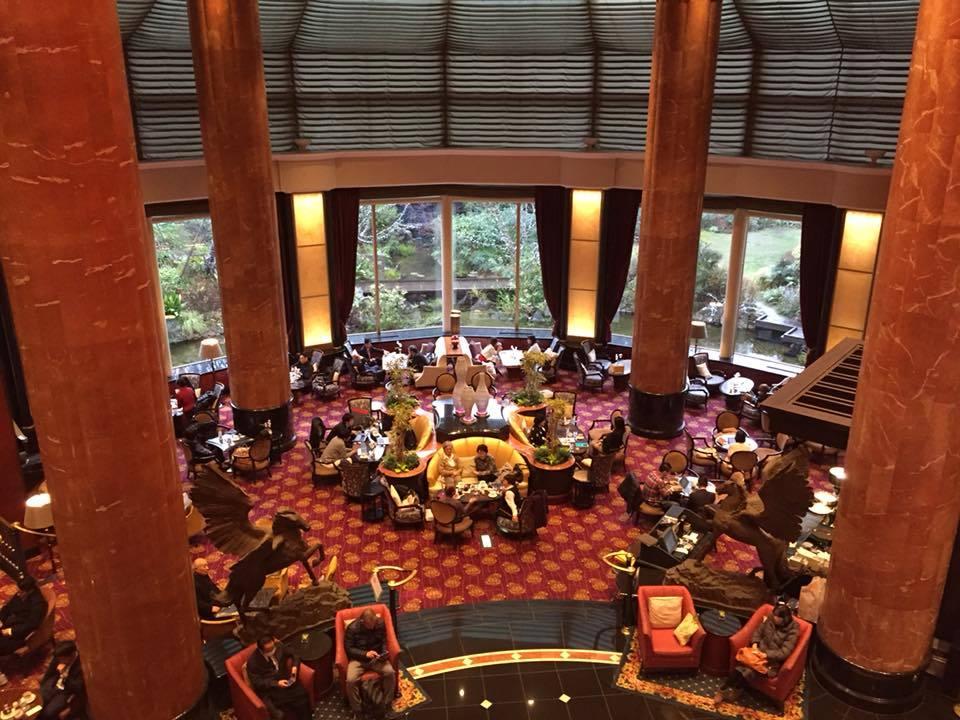 ウェスティンホテル東京_f0070743_22395675.jpg
