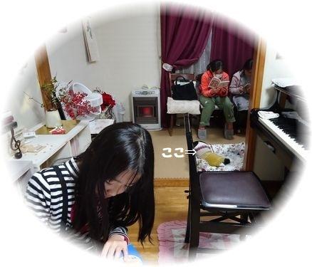 ピアノ教室☆勉強会ご協力頂いたことは・・☆戌年元旦に・・_d0165645_10054088.jpg