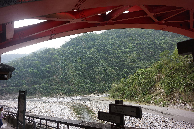 太魯閣峡谷(タロコきょうこく)_c0112559_07155469.jpg