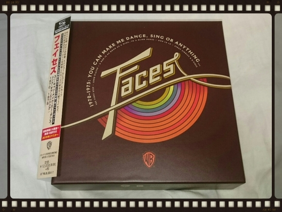 FACES / THE FIRST STEP 紙ジャケ from You Can Make Me Dance,Sing Or Anything 1970 - 1975_b0042308_06510989.jpg