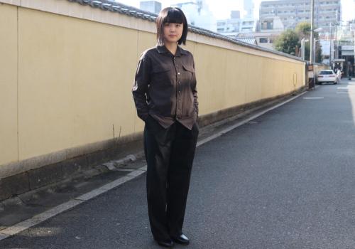 《アンジェ河原町本店》KLASIKAの洋服_a0154009_14485235.jpg