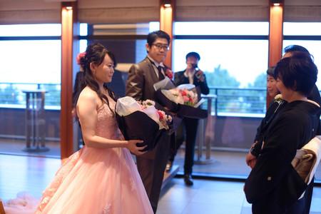 新郎新婦様からのメール  まずは無事に挙式披露宴を ザグランドオリエンタルみなとみらいの花嫁様より_a0042928_22123854.jpg