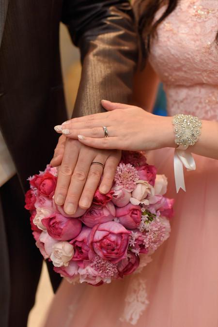 新郎新婦様からのメール  まずは無事に挙式披露宴を ザグランドオリエンタルみなとみらいの花嫁様より_a0042928_22245999.jpg