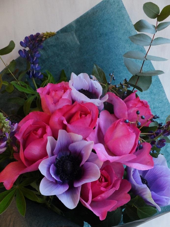 オークリーフ(大輪系の花)_f0049672_14503819.jpg