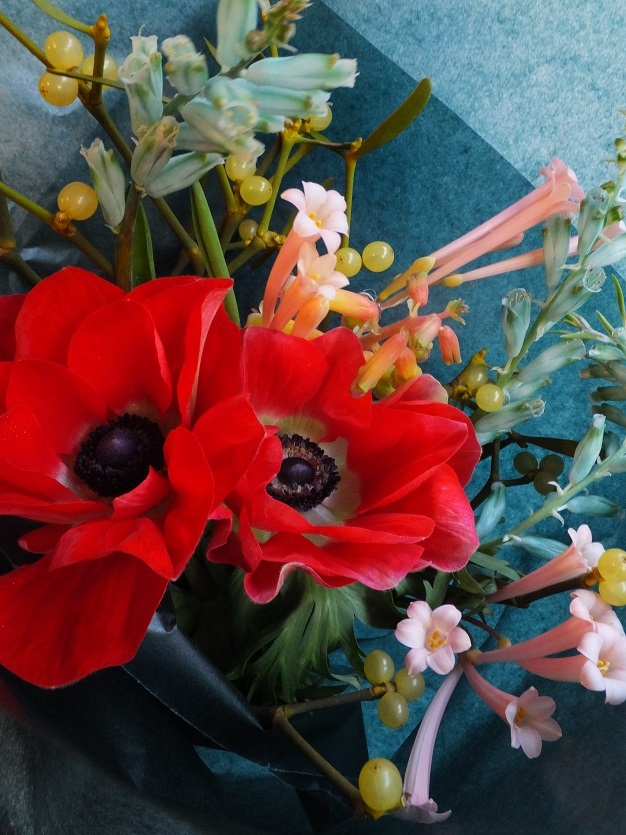 オークリーフ(大輪系の花)_f0049672_14524885.jpg