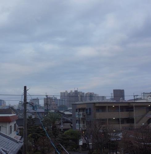朝歌1月18日_c0169176_08244807.jpg