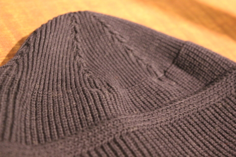 "WORKERS ""Officer Trousers\"" & \""Cotton Knit Cap\"" ご紹介_f0191324_08323419.jpg"