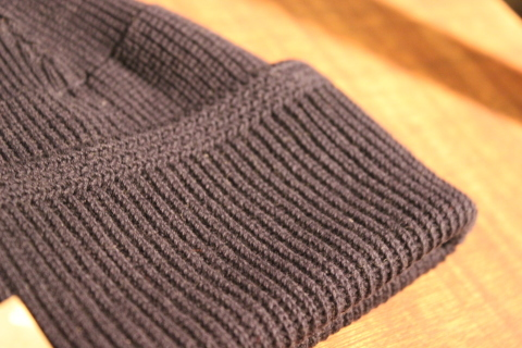 "WORKERS ""Officer Trousers\"" & \""Cotton Knit Cap\"" ご紹介_f0191324_08324192.jpg"