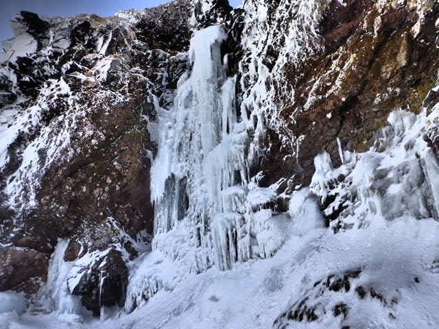 八ヶ岳アイスクライミング_b0077448_22395467.jpg