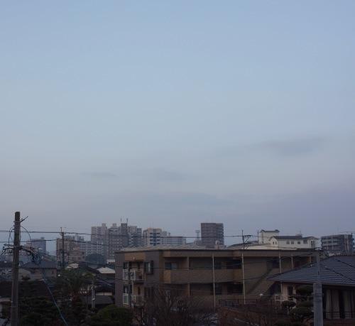 朝歌1月19日_c0169176_08135130.jpg